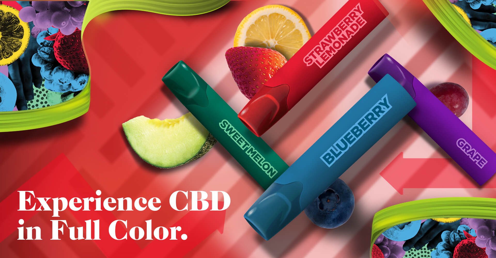Experience CBD in Full Color